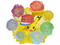 Pokemon: Moncolle EX - Ash's Pikachu (10K Volt Ver.) - PVC Figure