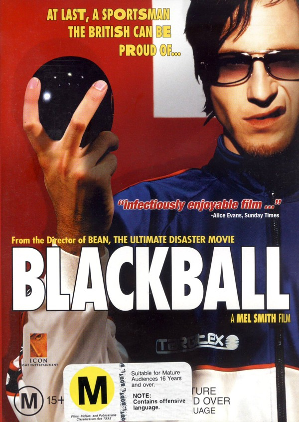 Blackball on DVD image