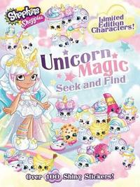Shoppies Unicorn Magic Seek & Find by Buzzpop