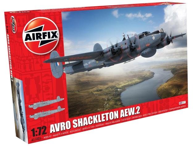 Airfix 1:72 Avro Shackleton AEW.2 - Model Kit