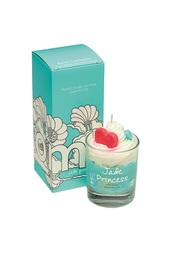 Bomb Cosmetics Piped Candle - Jade Princess