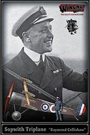 "Wingnut Wings 1/32 Sopwith Triplane ""Raymond Collishaw"""