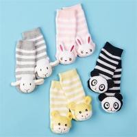 Rattle Socks - Animal (Assorted)