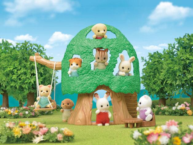Sylvanian Families - Baby Tree House