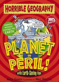 Planet in Peril by Anita Ganeri image