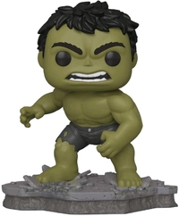 Marvel: Avengers Assemble - Hulk Pop! Deluxe Figure