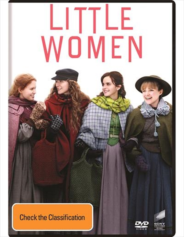 Little Women (2019) on DVD