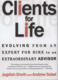 Clients for Life by Andrew Sobel image