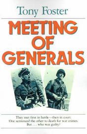 Meeting of Generals by Tony Foster image
