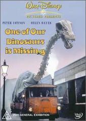One Of Our Dinosaurs Is Missing (1975) on DVD