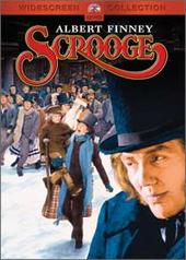 Scrooge (1970) on DVD