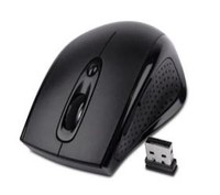 Laser Wireless Optical Mouse 2.4GHz with Nano Dongle