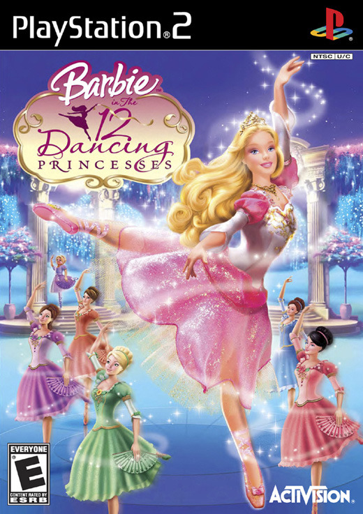 Barbie in the 12 Dancing Princesses for PlayStation 2