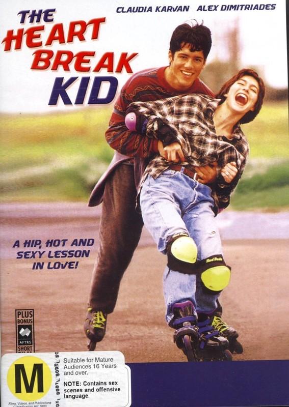 The Heartbreak Kid on DVD