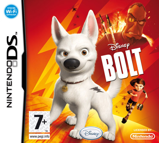 Bolt for DS
