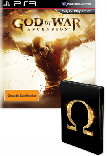 God of War: Ascension Special Edition for PS3