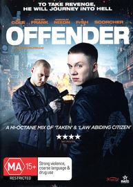 Offender on DVD