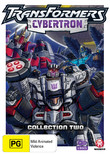Transformers Cybertron - Collection Two on DVD