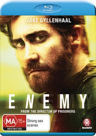 Enemy on Blu-ray