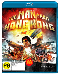 The Man From Hong Kong on Blu-ray