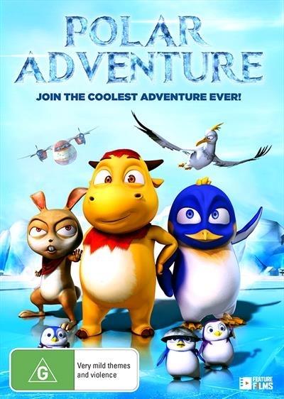 Polar Adventure on DVD