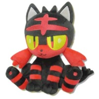 Pokemon: Litten Plush (Small)