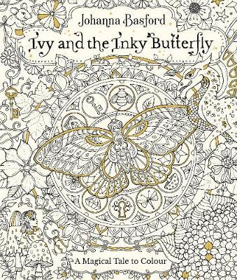 Ivy and the Inky Butterfly by Johanna Basford image