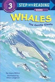 Whales by Joyce Milton image