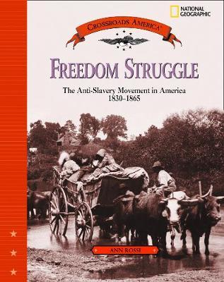 Freedom Struggle by Ann Rossi image