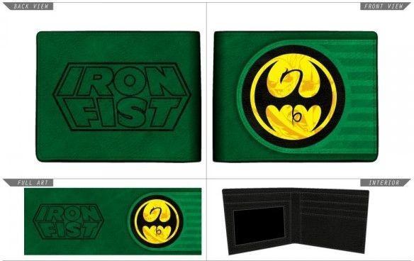 Marvel: Iron Fist - Bi-Fold Wallet image
