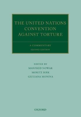 The United Nations Convention Against Torture image