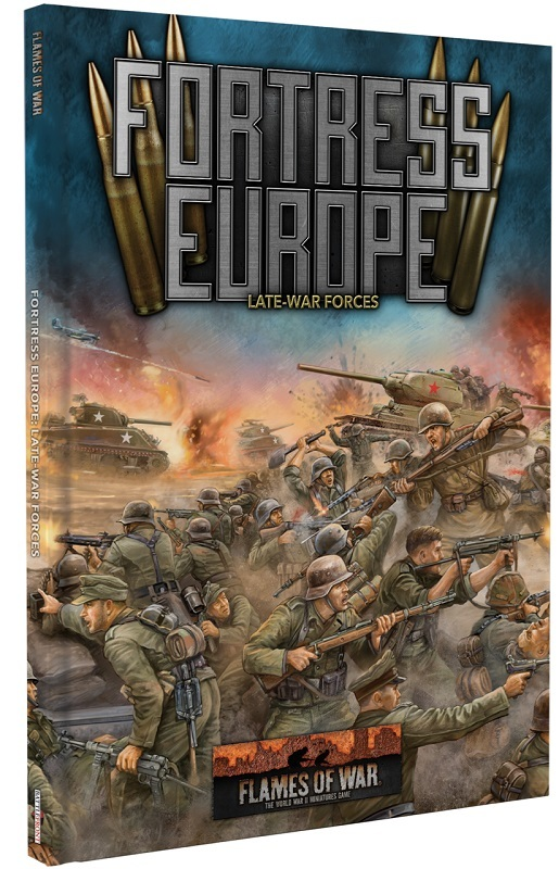 Fortress Europe: Late War Forces