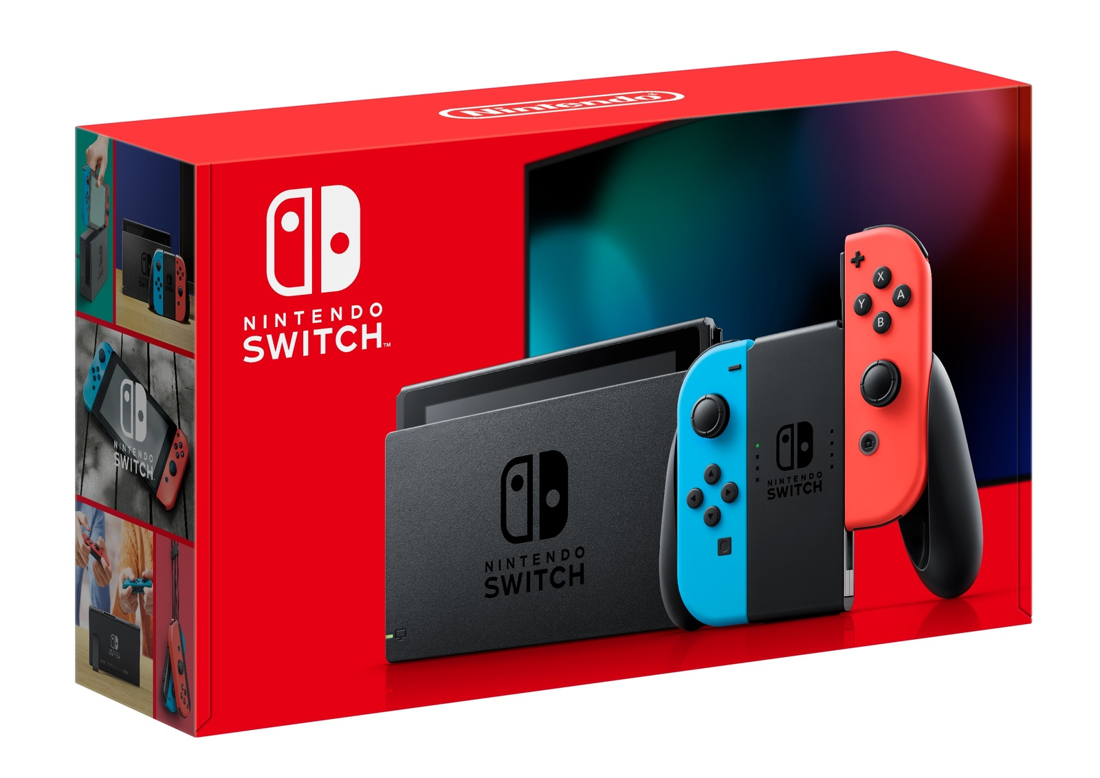 Nintendo Switch Neon Console for Switch image