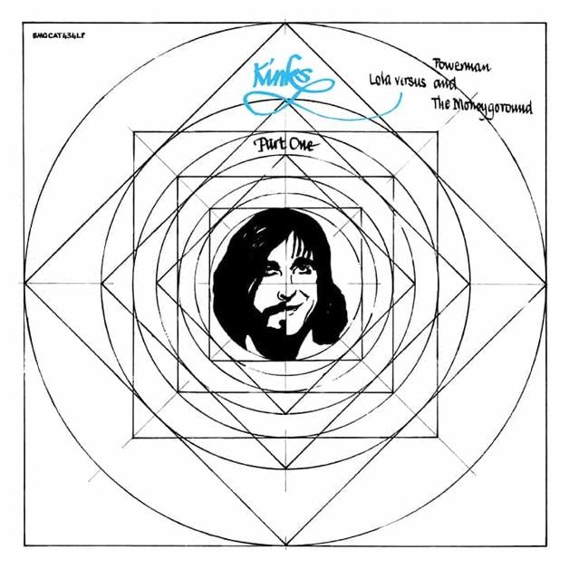 Lola Versus Powerman And The Moneygoround, Pt. 1 (Box Set) by The Kinks