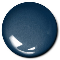 Testors Dark Sea Blue Gloss Acrylic