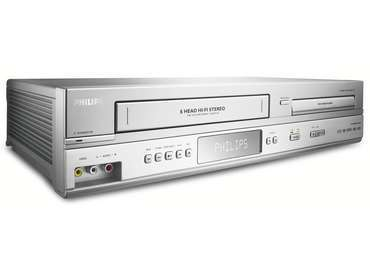 Philips DVP3200V DVD + VCR Player