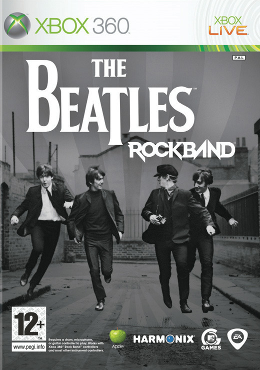 The Beatles: Rock Band (Game only) (ex shelf stock) for X360