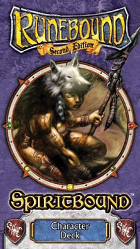 Runebound Character Deck: Spiritbound