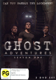 Ghost Adventures - Season 1 DVD