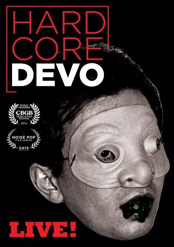 Hardcore Live on  by Devo