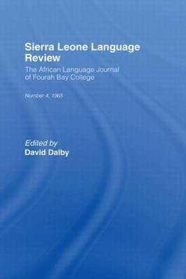 African Language Review