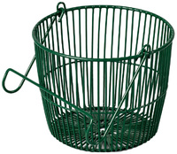 L.T. Williams - Peg Basket - Green