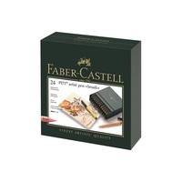 Faber-Castell : Pitt Artist Pens B Studio (Box of 24)