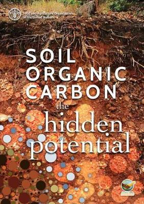 Soil organic carbon by Food and Agriculture Organization