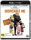 Despicable Me (4K UHD + Blu-ray) DVD