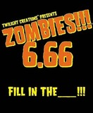 Zombies!!! 6.66 Fill in the _____!!! Expansion