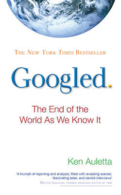 Googled by Ken Auletta image