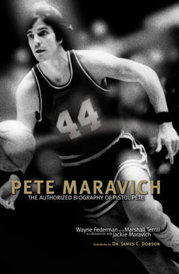 Pete Maravich by Wayne Federman
