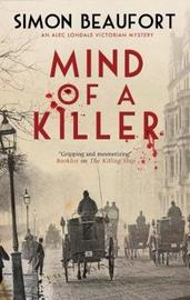 Mind of a Killer by Simon Beaufort image