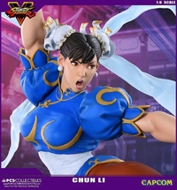 Street Fighter: Chun Li (V-Trigger) - 1:6 Scale Statue